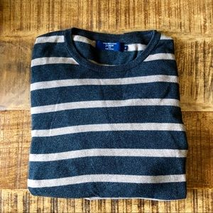 JCREW Cotton With Cashmere Sweater